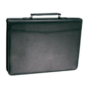 A4 Ring Binder Zipped Conference Folder